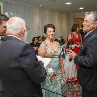 Bodas de Ouro Iara e Lula -