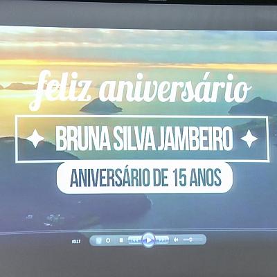 15 Anos Bruna -