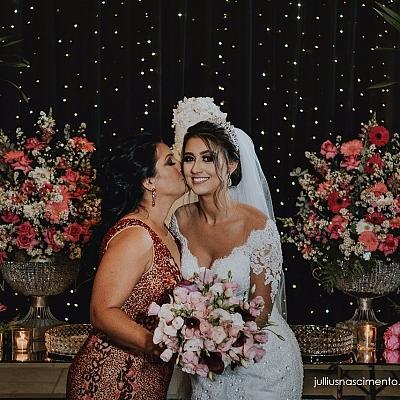Casamento Monique e Brenno -