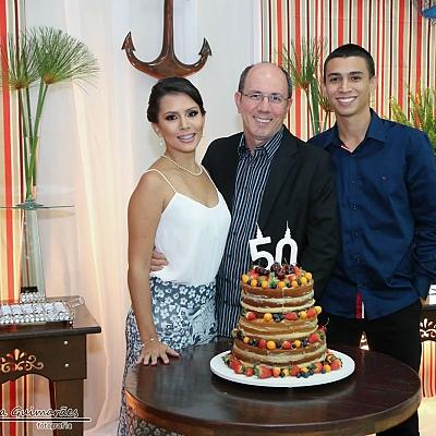 Fernando 50 Anos - Estilo Marinheiro -