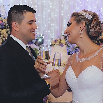 Casamento Jaqueline e Cássio -