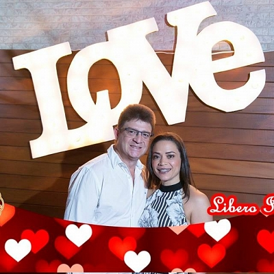 Libero IN LOVE 2º Edição - Foto ao Vivo -